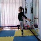 #舞蹈基本功練習#核心練習開始了??好的基本功是絕對離不開的??一起來吧感謝美拍有你??