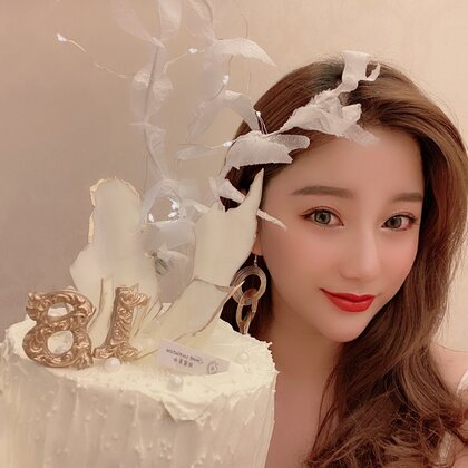 Happy birthday ??????承蒙時光不棄,終究又長大一歲????