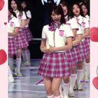 #百萬舞蹈特效# 小櫻花真是太可愛了吧??!????????  #宮脇咲良#