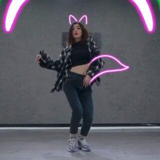 #百萬舞蹈特效#哈哈哈哈哈,美拍新功能舞蹈特效也太好玩了~你也來試試