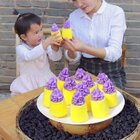 用新鮮桑葚做的紙杯蛋糕,https://trade.taobao.com/trade/detail/tradeSnap.htm?spm=a1z09.1.0.0.fea036063fDqtP&tradeID=899363395277010420&snapShot=true豆芽偏要說成是冰淇淋#美食#