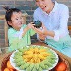 這是豆芽和媽媽共同完成的餃子,看完要雙擊哦#美食#
