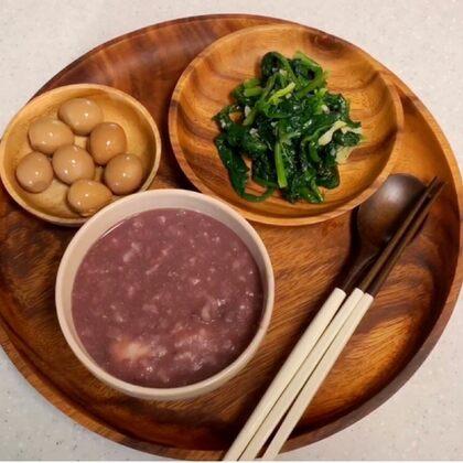 寶寶們要的紅豆粥教程來啦~最近每天都會吃一兩碗??#紅豆粥##吃秀#