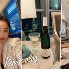 烤紅薯/化妝/鹽焗雞上癮??(教程前2條視頻有錄的)/珠海瑞吉酒店/妮的每日晚安酒/補上前兩天的vlog日更妮回歸?? #芮妮的vlog##吃秀#