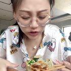 #吃秀#心急吃不了熱韭菜盒子??