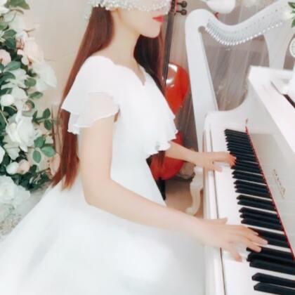 蒙上眼睛彈《夢中的婚禮》??#520#特別的愛給愛我的你們??記得雙擊關注給我小愛心喔??#音樂##夢中的婚禮#@美拍小助手