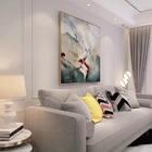 你們喜歡的輕奢風裝修,分享一下#曬曬我的家##客廳#沙發