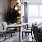 【極簡輕奢風裝修】靈感庫#曬曬我的家# 輕奢即是輕度的奢侈,也是低調的奢華,簡單低調卻又內涵奢侈的生活態度,要簡單但不要平庸~#輕奢風裝修#簡約輕奢風#客廳#餐廳#臥室