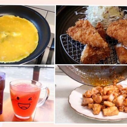 最近吃食的合集~知道有部分寶寶也蠻喜歡看美食制作過程的,嘿嘿??#韓國VLOG##美食##自制健康餐#