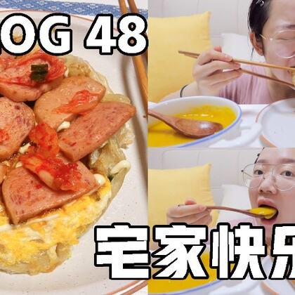 第一次嘗試在家做手抓餅 沒想到嘗起來味道還不錯~成都最近天氣好熱了 大家有什么開胃的小零食求安利呀!!#美食##吃秀##vlog#