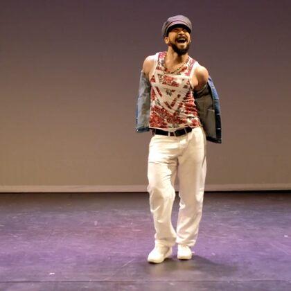 Kareem 的mahraganat一直都很喜歡#肚皮舞##東方舞肚皮舞#