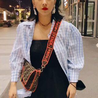 #走路帶風的藏族女孩#跟風