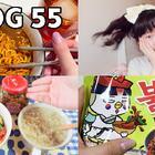 半年沒吃火雞面了 試試綠色包裝的味道 果然…… 辣飛了! 不過我們四川人也不是天天頓頓都辣椒?? 夏天到了 熬點綠豆粥喝喝~#美食##vlog#生活#