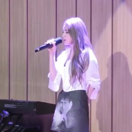#Somi - What You Waiting For#LIVE #音樂##敏雅音樂#